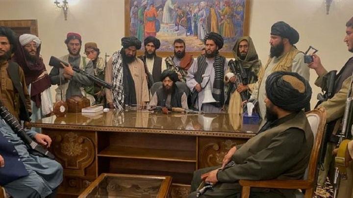 তালেবান, আফগান