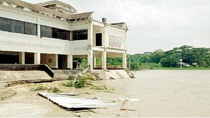 ঝালকাঠিতে সুগন্ধা-বিষখালী নদী, তীব্র ভাঙনের কবলে