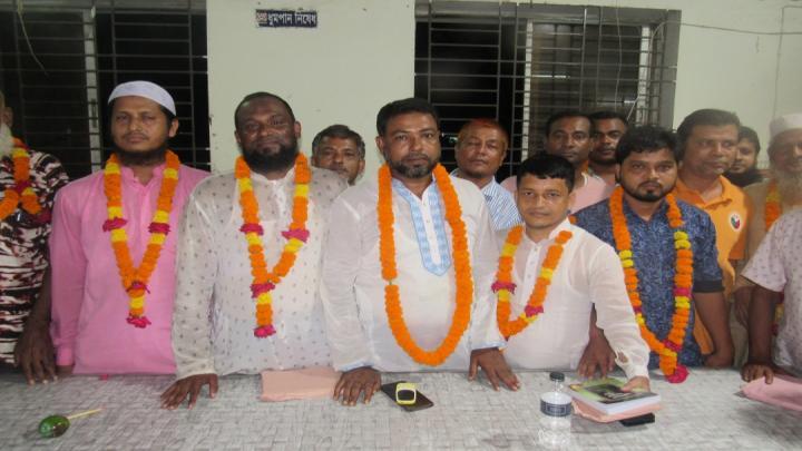 বাংলাদেশ আইনজীবী সহকারী সমিতি, কুমিল্লা