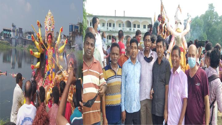সরকারি বিধি নিষেধ যেন থমকে দাড়িয়েছে